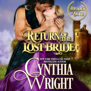 Return of the Lost Bride now on audiobook!