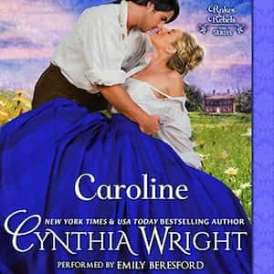 Rescued By A Rogue audiobook by Cynthia Wright