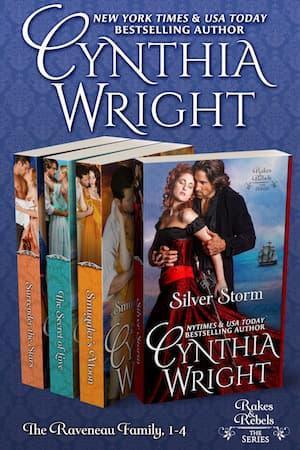 The Raveneau Family, Books 1- 4