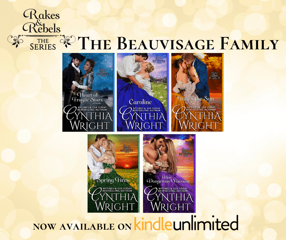 The Beauvisage Family now on Kindle Unlimited!