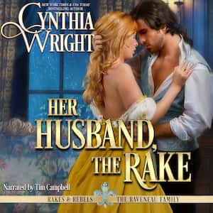 Her Husband, the Rake audiobook by Cynthia Wright