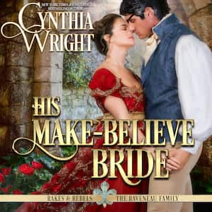 His Make-Believe Bride audiobook by Cynthia Wright