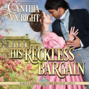 His Reckless Bargain audiobook by Cynthia Wright