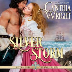 Silver Storm audiobook by Cynthia Wright