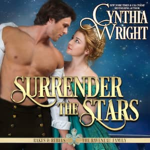 Surrender the Stars audiobook by Cynthia Wright