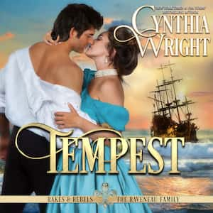 Tempest audiobook by Cynthia Wright
