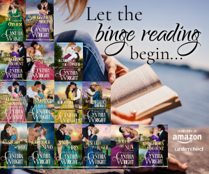 All Series now on Kindle Unlimited!