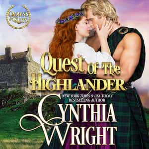 Quest of the Highlander audiobook by Cynthia Wright