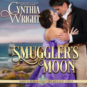 Smuggler's Moon audiobook by Cynthia Wright