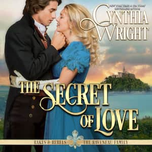 The Secret of Love audiobook by Cynthia Wright