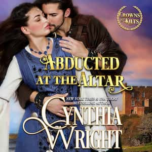 Abducted at the Altar audiobook by Cynthia Wright