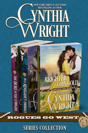 Rogues Go West Boxed Set